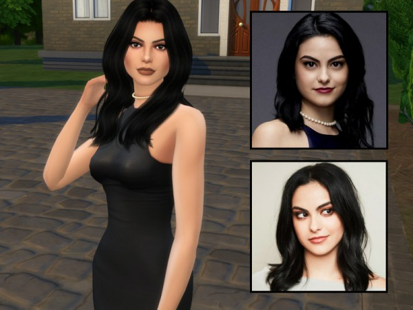 The Sims Resource: Veronica Lodge by divaka45