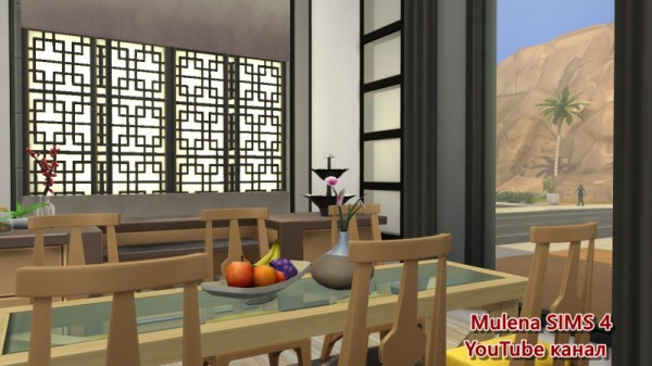 Sims 3 by Mulena: House 104