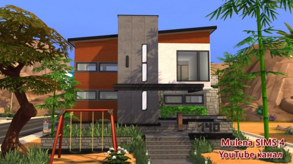 Sims 3 by Mulena: House frame
