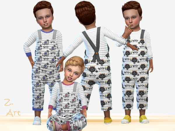 The Sims Resource: BabeZ. 71 outfit by Zuckerschnute20