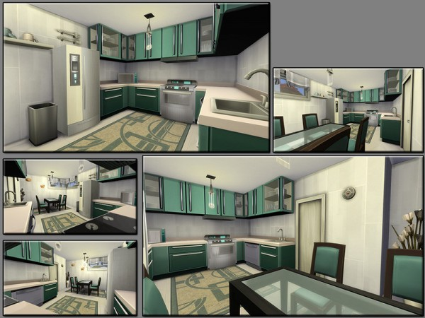 The Sims Resource: Zone of Preference House by matomibotaki