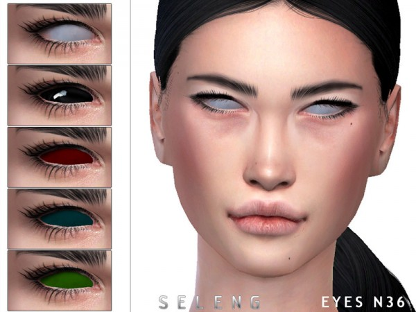 The Sims Resource: Eyes N36 by Seleng