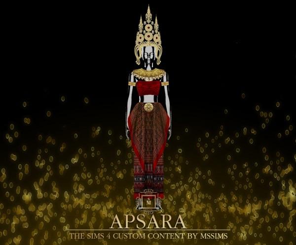 MSSIMS: Apsara Set