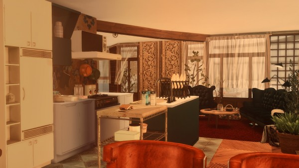 Ideassims4 art: 85 Whimsical apartment 702 zenview