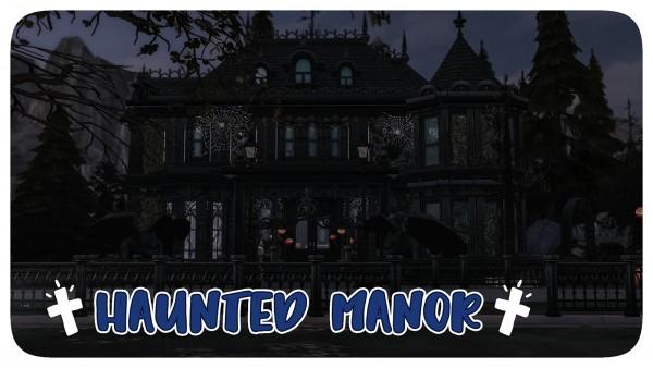 Luna Sims: Haunted Manor