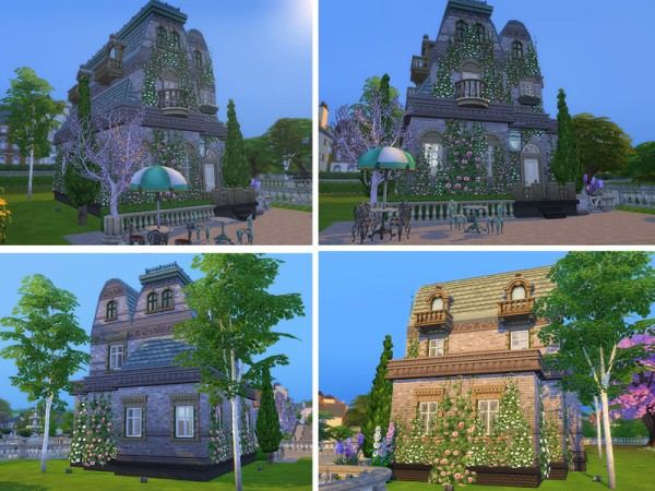 The Sims Resource: Amy Cafe by Ineliz