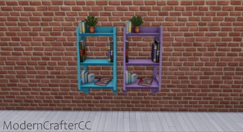 Modern Crafter: Edgier Ladder Case V1 Recolour
