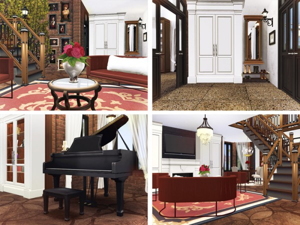 The Sims Resource: Vilma house by Rirann