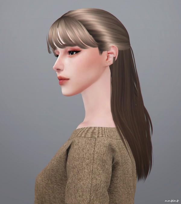 MMSIMS: Hair Camelia