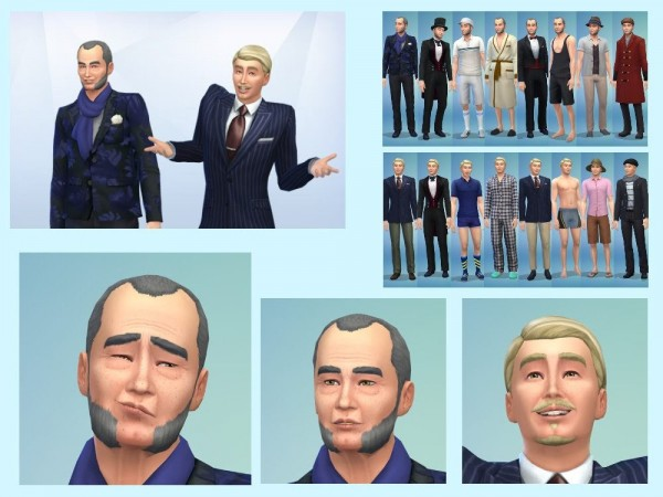 KyriaTs Sims 4 World: Clithering and Craddock