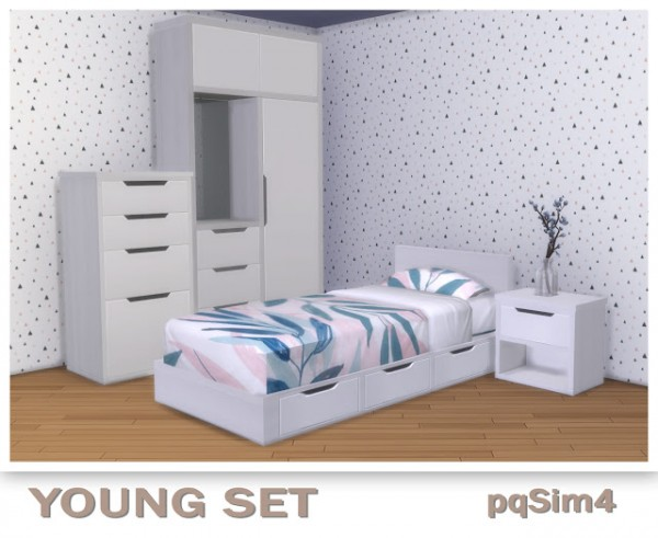 PQSims4: Young Set