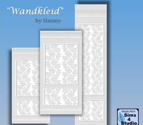 All4Sims: Wallcovering by Simmy