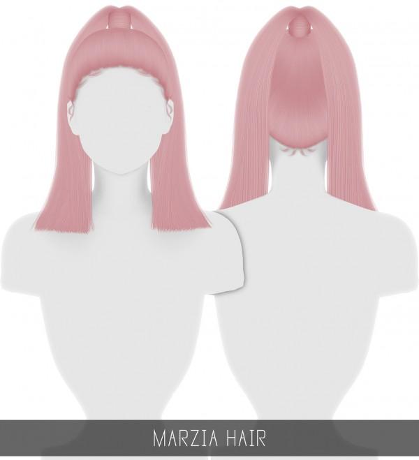 Simpliciaty: Marzia Hairstyle