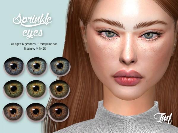 The Sims Resource: Sprinkle Eyes N.120 by IzzieMcFire