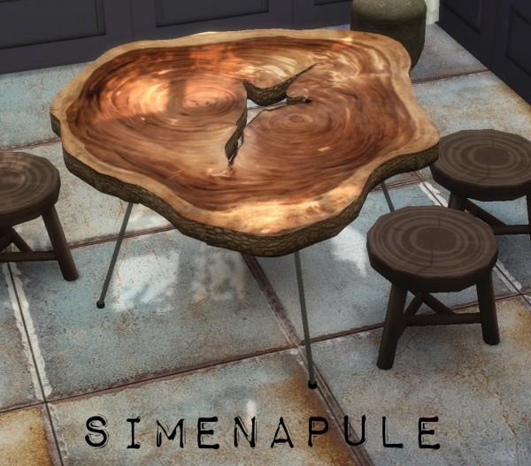 Simenapule: Adalia Table