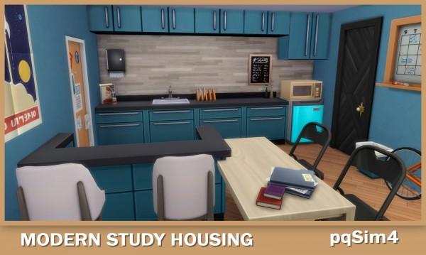 PQSims4: Modern Student Housing