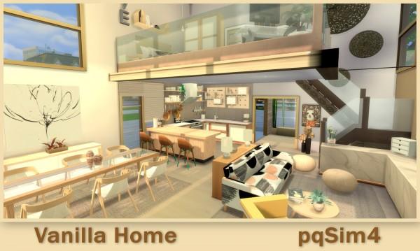PQSims4: Vanilla Home