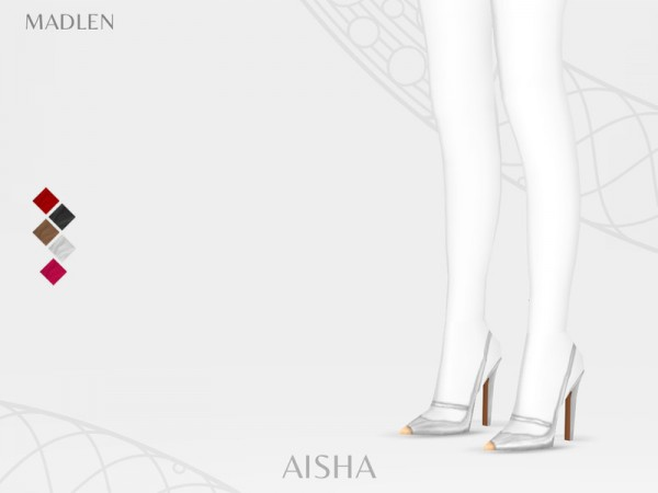 The Sims Resource: Madlen Aisha Shoes by MJ95