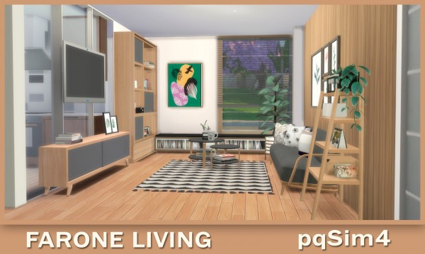 PQSims4: Farone Living