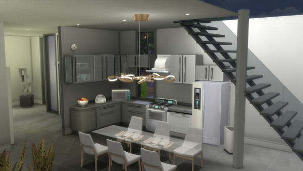 "OceanRAZR: Design Ceiling Lamp ""Ringing Star"""