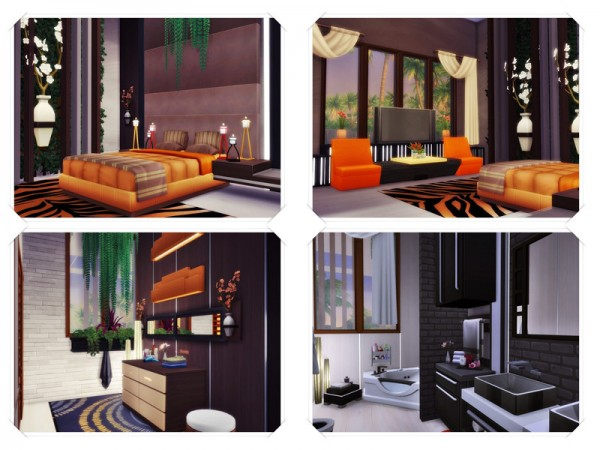 The Sims Resource: Liliana House by marychabb