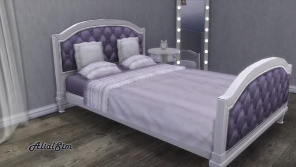 Alial Sim: Double bed University