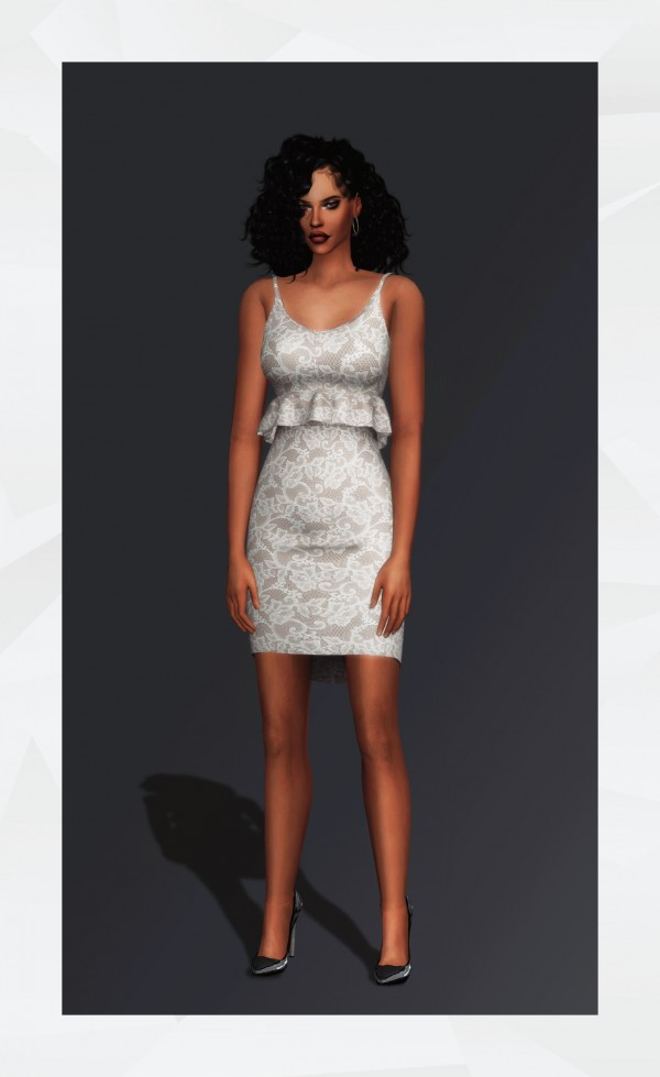 Gorilla: PKR Two Piece Dress
