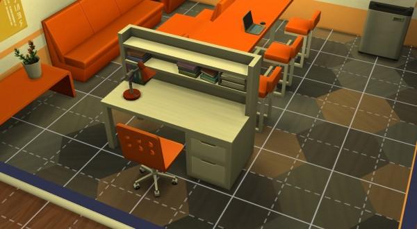 Mod The Sims: Desk Lamp Fix by Ailias
