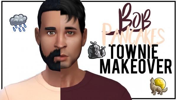 Models Sims 4: Bob Pancakes