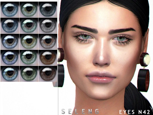 The Sims Resource: Eyes N42 by Seleng