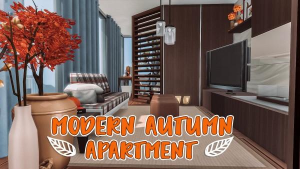 Luna Sims: Modern Autumn Apartment