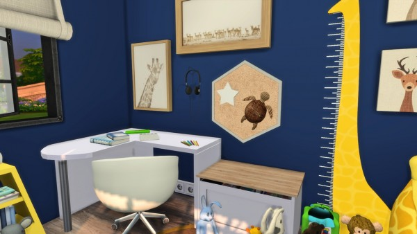 Models Sims 4: Animal Kids Room
