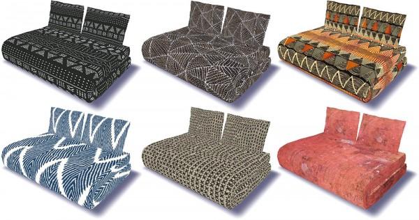 Riekus13: MysticRain's folded sofa recolored