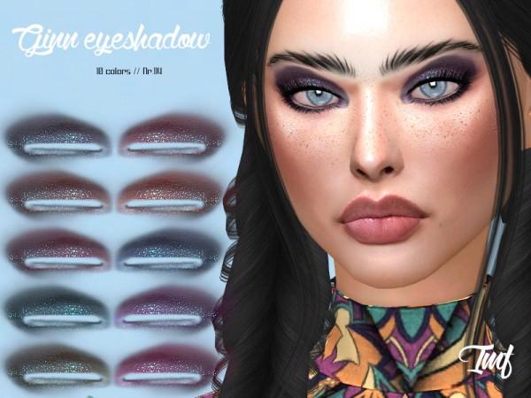 The Sims Resource: Ginn Eyeshadow N.114 by IzzieMcFire