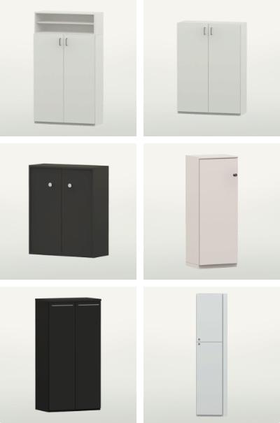 SLOX: Kuman Shoe closets