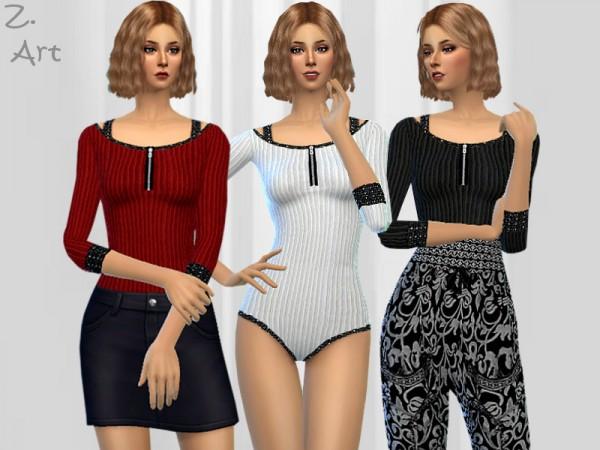 The Sims Resource: Bodyform 04 by Zuckerschnute20