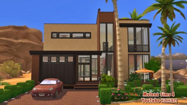 Sims 3 by Mulena: Basic House