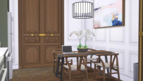 Gravy Sims: Elegant Apartment Stop Motion