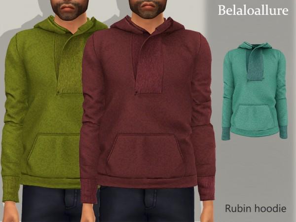 The Sims Resource: Rubin hoodie by belal1997