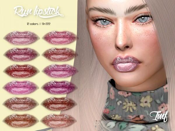 The Sims Resource: Ryn Lipstick N.222 by IzzieMcFire