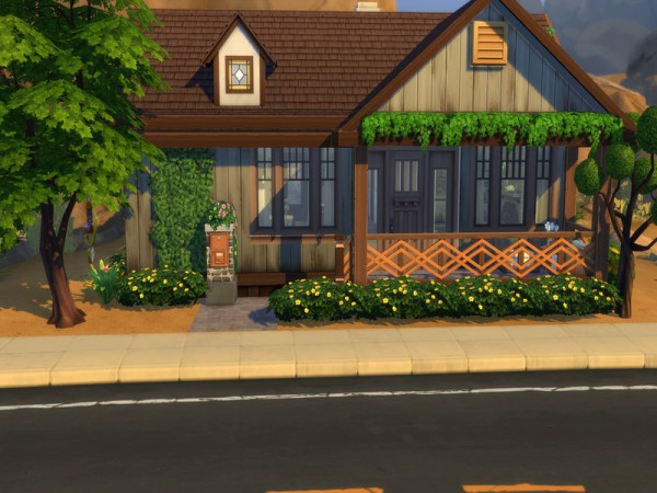 The Sims Resource: Humble Homestead by LJaneP6