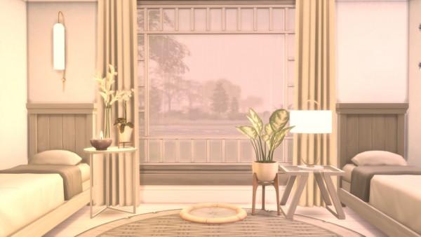 Gravy Sims: Peaceful Bedroom