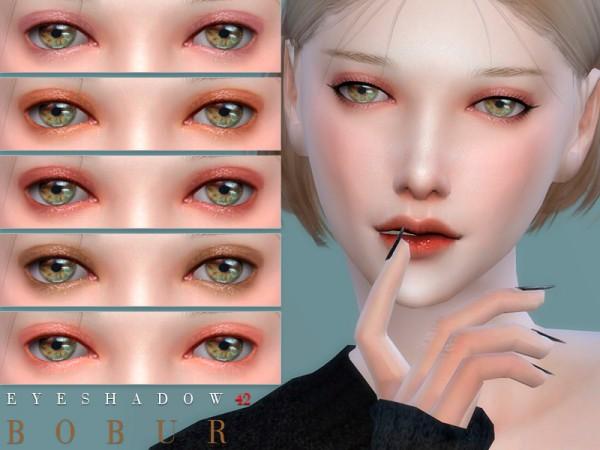 The Sims Resource: Eyeshadow 42 byBobur3