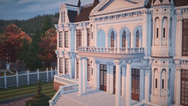 Gravy Sims: Royal Mansion