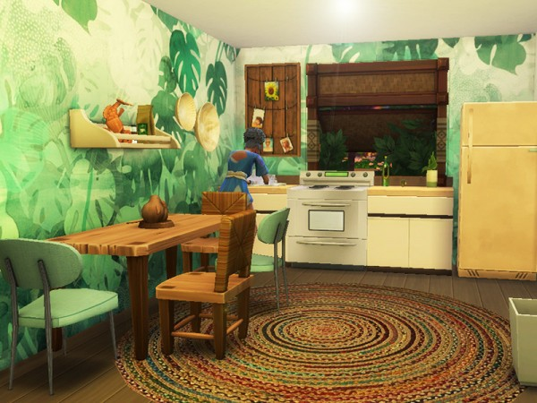 The Sims Resource: Mama Starter House by dasie2