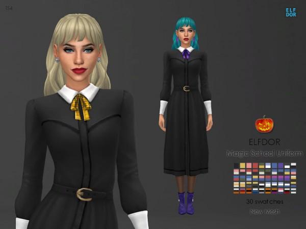 Elfdor: Magic School Uniform