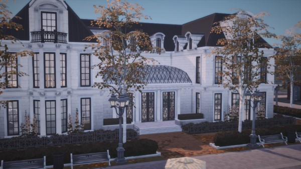 Gravy Sims: Luxury Restaurant and Apartment
