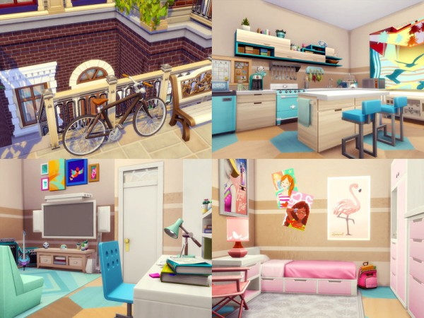The Sims Resource: Pleasant House   Nocc by sharon337