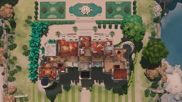 Milja Maison: Waddesdon manor