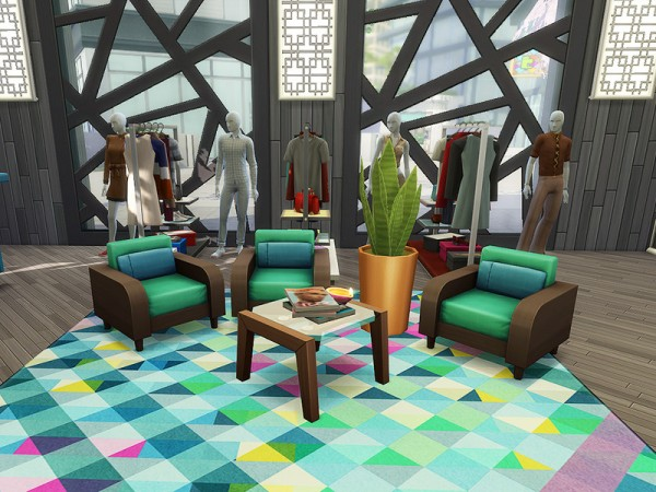 The Sims Resource: Boutique house by Ineliz